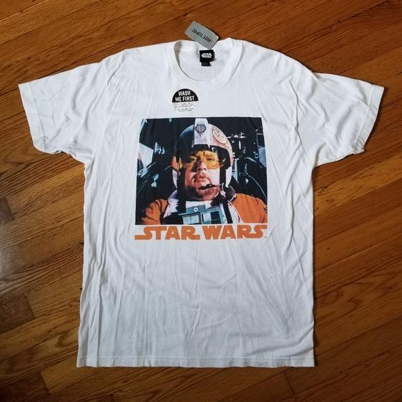 Jek Porkins Star Wars Tee - Size Large